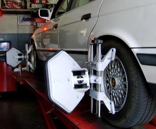 Wheel Allignment